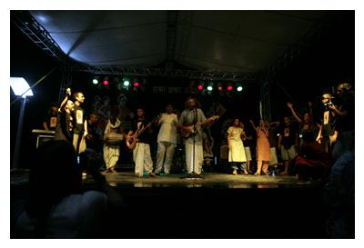 TK live concert in Brazil